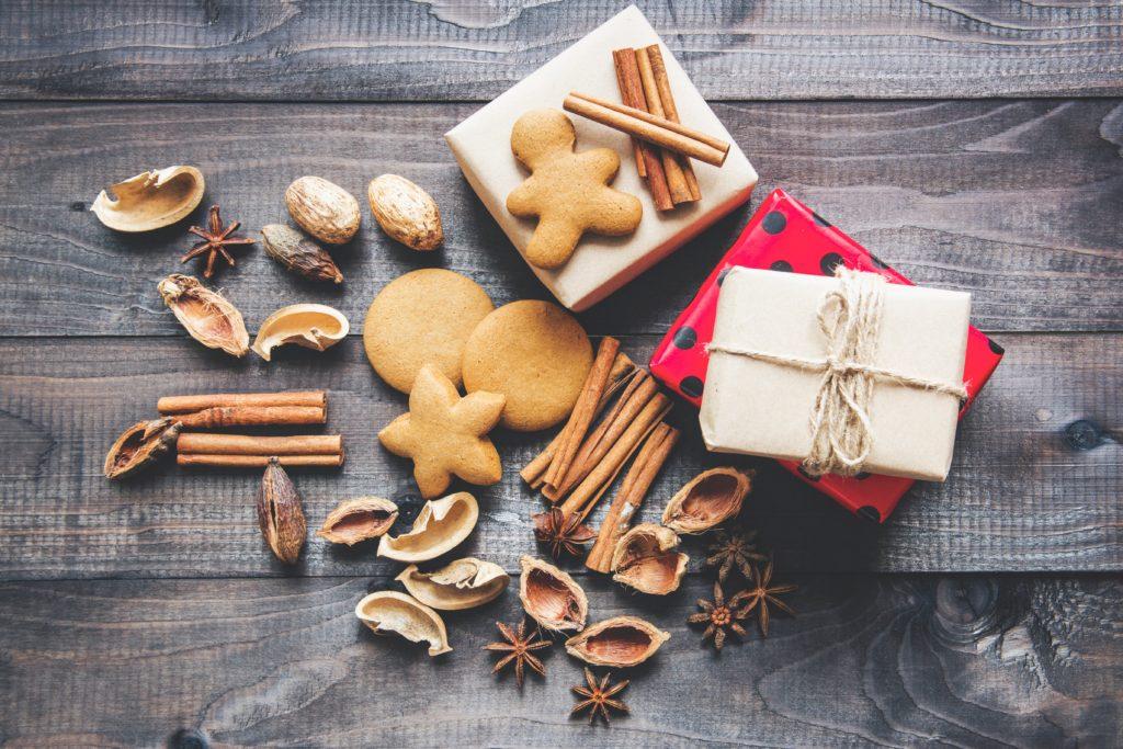holiday food stress